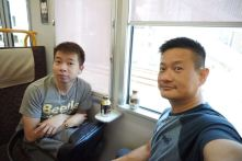 We are on our way to Nara