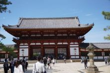 The inner gate to Daibutsuden