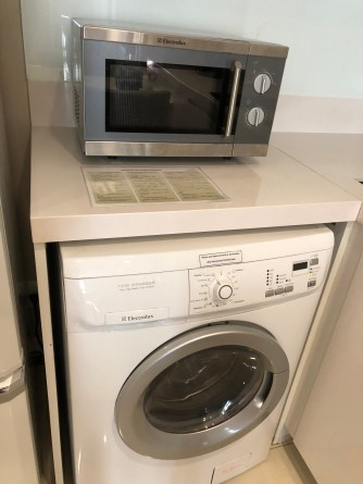 2-in-1 washer and dryer