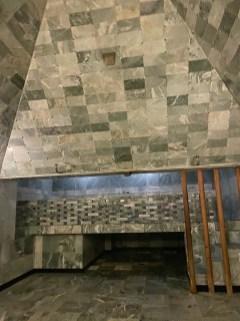 Pyramid treatment room