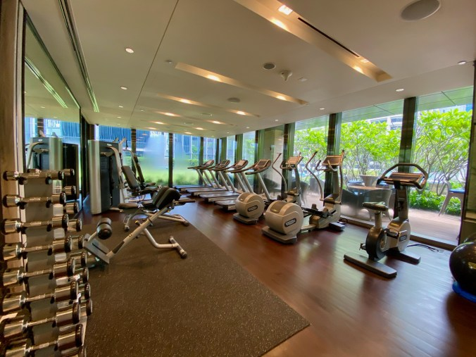 SOFIT Gym in Sofitel Singapore City Centre