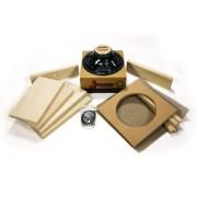 Speaker cabinet 1x8 DIY kit contents