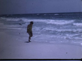 Woman - Beach 2