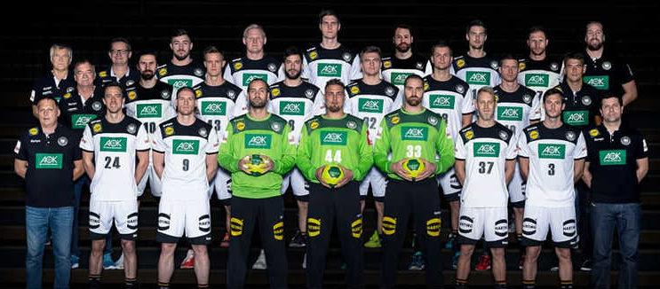 Handball Em Ehf Euro Deutschland Weltspitze Christian Prokop