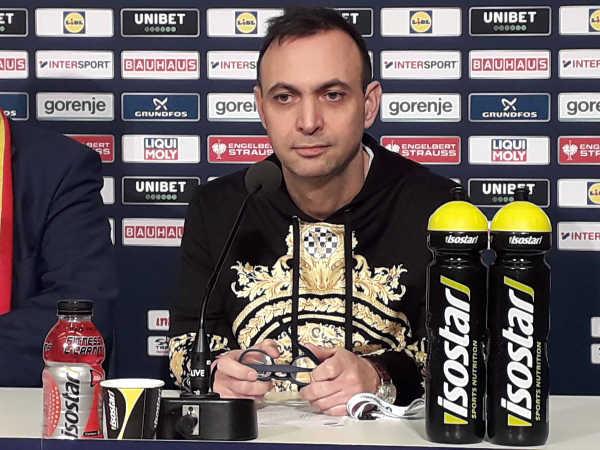 Handball EM 2020 – Bob Hanning – DHB Abschluss Pressekonferenz in Tele 2 Arena Stockholm – Deutschland – Copyright: SPORT4FINAL