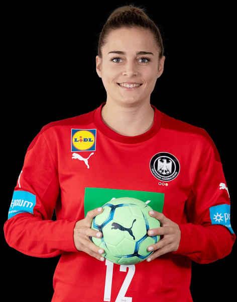 Handball EM 2020 – Dinah Eckerle Deutschland – Foto: Sascha Klahn/DHB