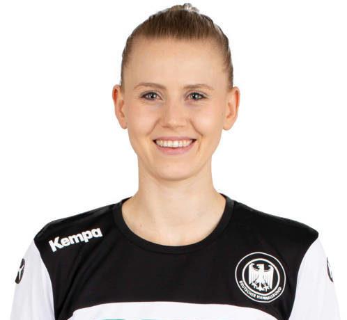 Handball WM 2019 – Deutschland – Kim Naidzinavicius – Foto: Sascha Klahn / DHB