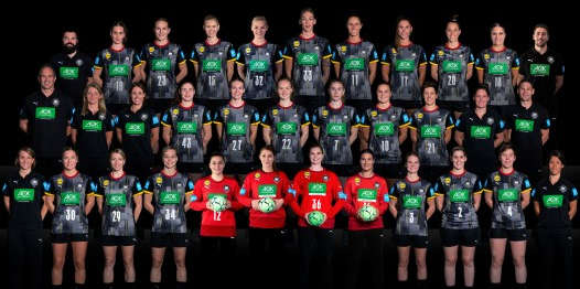 Handball EM 2020 Frauen EHF EURO – DHB Deutschland – Foto: Sascha Klahn/DHB