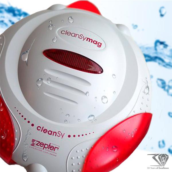Магнитный умягчитель воды Cleansy MAG от Цептер