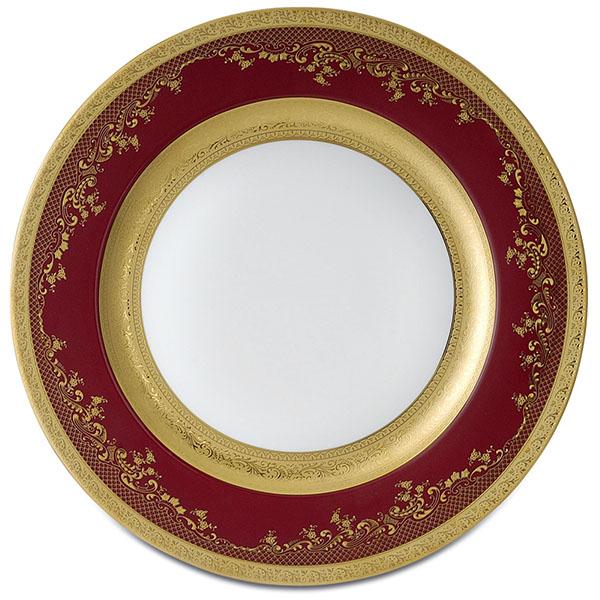 Фарфор Royal Gold - Набор для Ужина 12 Персон Бордо (43 Единицы) от Цептер