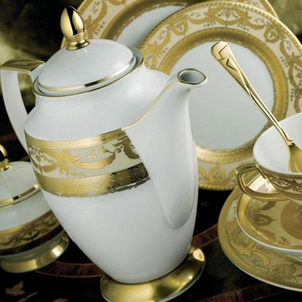 Фарфор Imperial Gold Кремовый