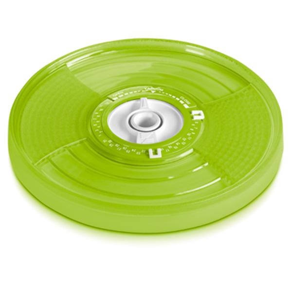 Универсальная крышка Ø8-16 см зеленая от Цептер