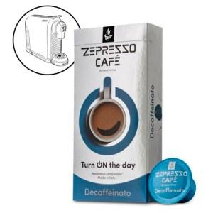 "Кофе Zepresso Cafe ""Decaffeinato"" от Цептер"