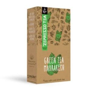 "Чай Zepresso Tea ""Green Tea Marrakesh"" от Цептер"