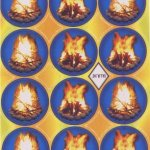 Lag B'omer Stickers