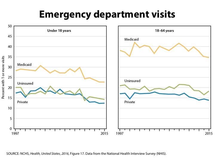 National Center for Health Statistics Health United States 2016