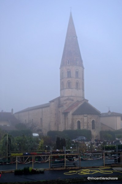 Saint-Marcel à Cluny