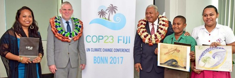 Entre COP23 et Terre Plate.