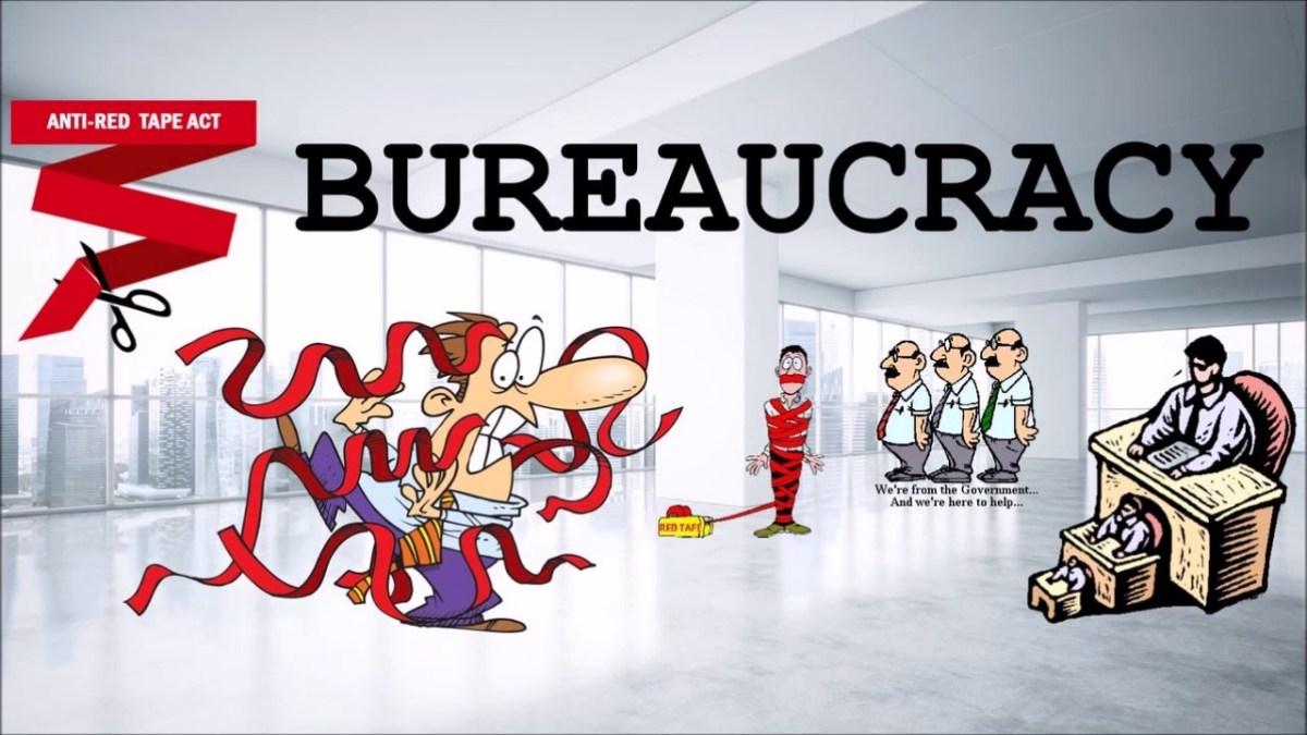 Enquête sur la violence bureaucratique.