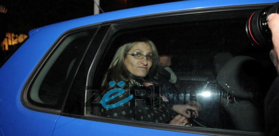 Time Kadriaj dhe Teuta Haxhiu shoqërohen në Polici (Foto)