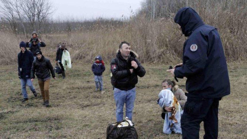 Emigrantët kosovarë, të arrestuar nga policia serbe (Foto)