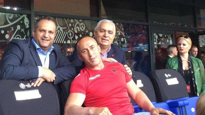 Image result for ramush haradinaj sport