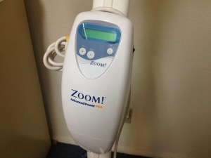 Zoom light control