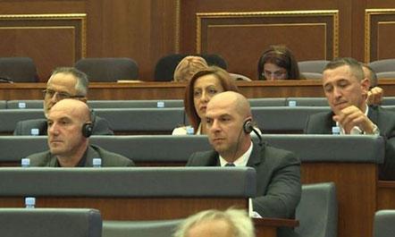 """""""Lista Serbe"""" kthehet në Kuvend. Gati votat për Demarkacionin"""