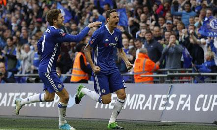 FA Cup, Chelsea skuadra e parë finaliste