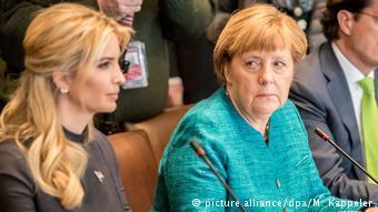 """First Daughter"" Ivanka Trump në Berlin"