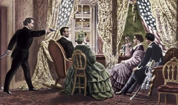 Historia e pabesueshme e vrasësit të Linkolnit dhe vëllait të tij…