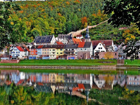 Foto/ Freudenberg, qyteti përrallor në Gjermani