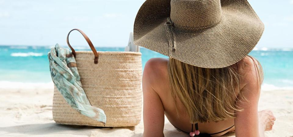 10 gjërat që do t'ju bëjnë të dukeni fantastike në plazh