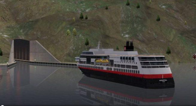 Norvegjia do të ndërtojë tunelin e parë në botë për anije