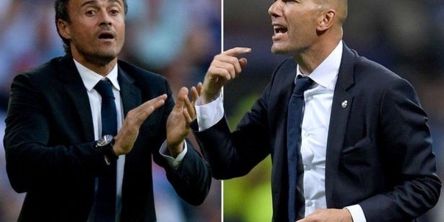 Zidane lëshon deklaratë bombë para 'El Classicos'
