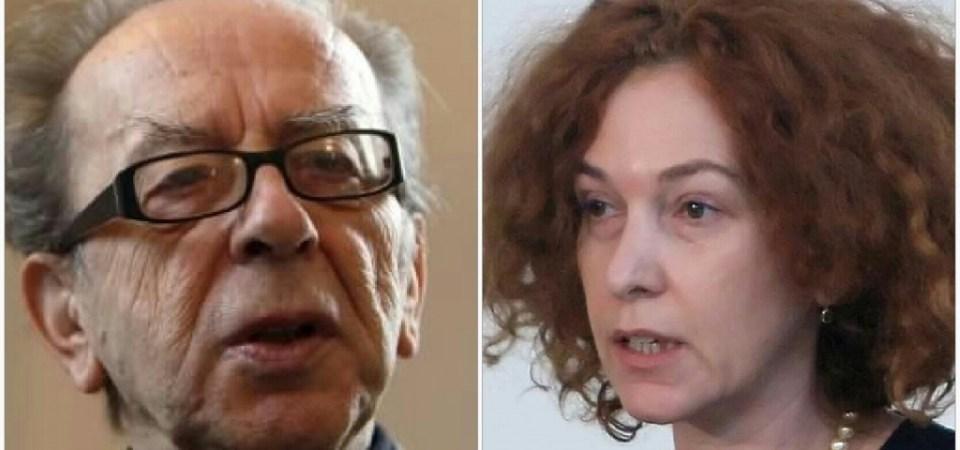 Ismail Kadare, letër Romana Vlahutinit: Jam gati t'ju ulem në gjunjë