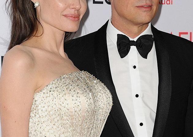 Angelina Jolie i bashkohet lagjes së ish bashkëshortit të saj (Foto)