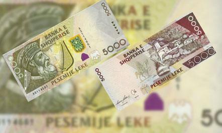 Në 2019 Banka e Shqipërisë do të hedhë në treg kartëmonedhat e reja