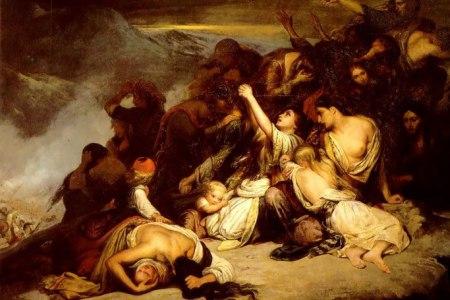LE PETIT PARISIEN (1885) : TRIMËRESHA MOSCHO TSAVELLAS (MOSKO XHAVELLA) DHE GRATË SULIOTE, KËTO HEROINA SHQIPTARE ME NJË FUND TRAGJIK