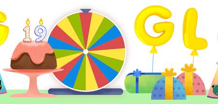 Ditëlindja e 19-të e Google/ Motori i kërkimit feston përvjetorin me 'surpriza' nga historia e tij
