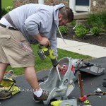 the Car Seat Recycling Project