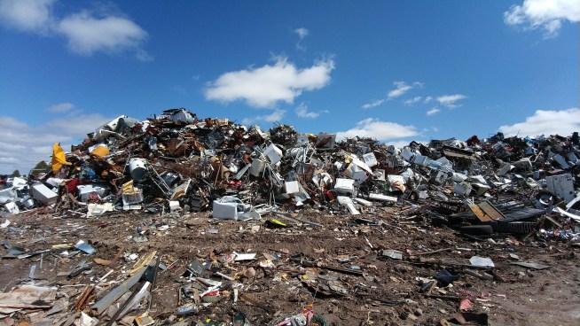Ministério do Ambiente contabilizou como recicladas 270 mil toneladas de resíduos enviados para aterro