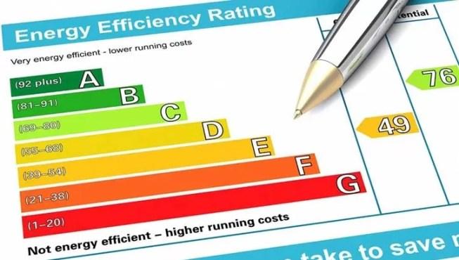 Novas etiquetas energéticas a partir de amanhã, 1/Março, agora de A a G