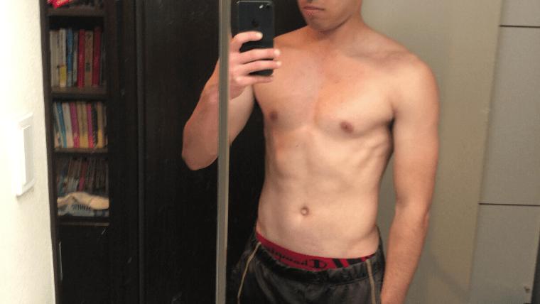 自分 体重 の プレス ベンチ