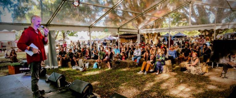 Baseline Launch at Renew Fest