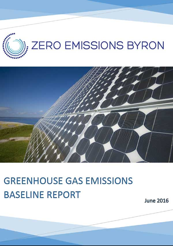 zeb baseline report