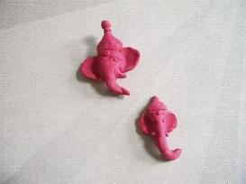 Ganesha from Clay Modeling Zero Creativity
