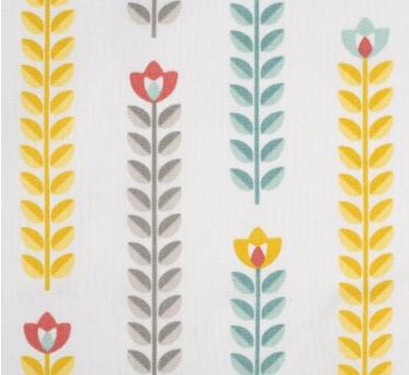 coton épais Stochkolm fleur