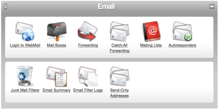 cp email screen
