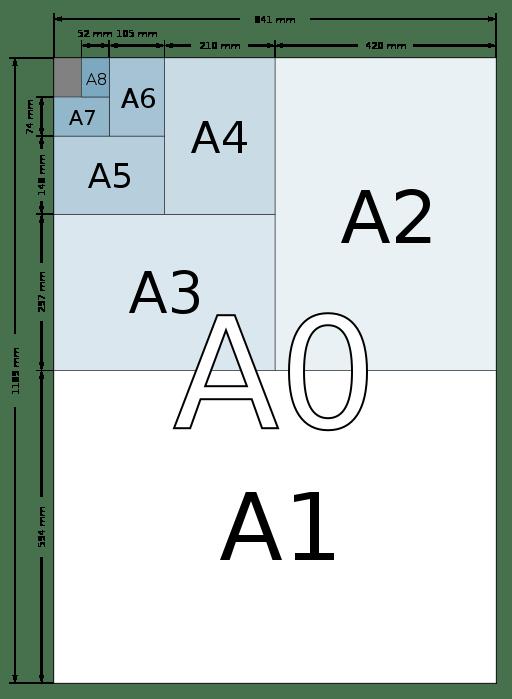 A-Size-Illustration